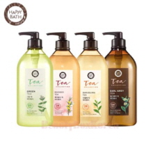 HAPPY BATH Tea Collection Bodywash 800g